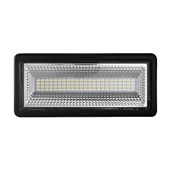 50W 100W Focos LED Exterior Puede fusionarse LED Foco Proyector, Peso ligero, Ultra Delgado
