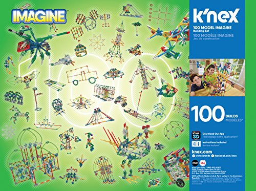 Review K'NEX 100 Model Building