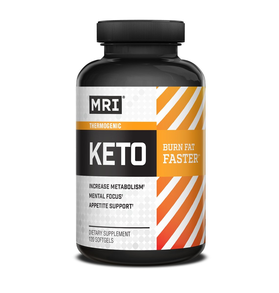 MRI Performance Keto, Thermogenic Softgels, 120-Count