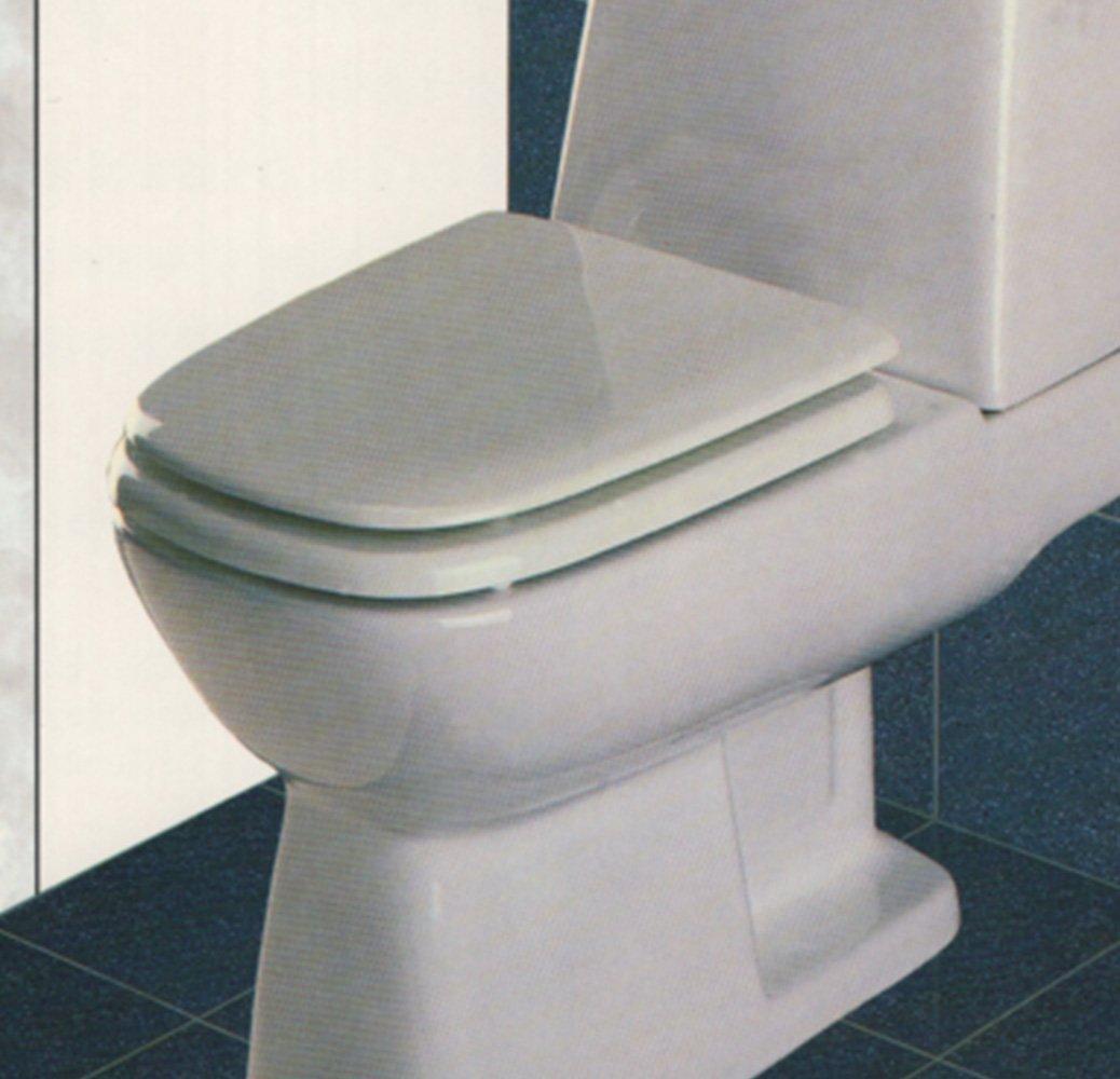 Incepa Ibiza Toilet Seat White