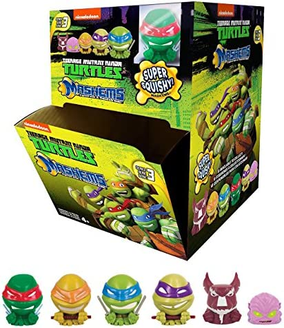 Tech4Kids Teenage Mutant Ninja Turtle Mashems (1 random figure)