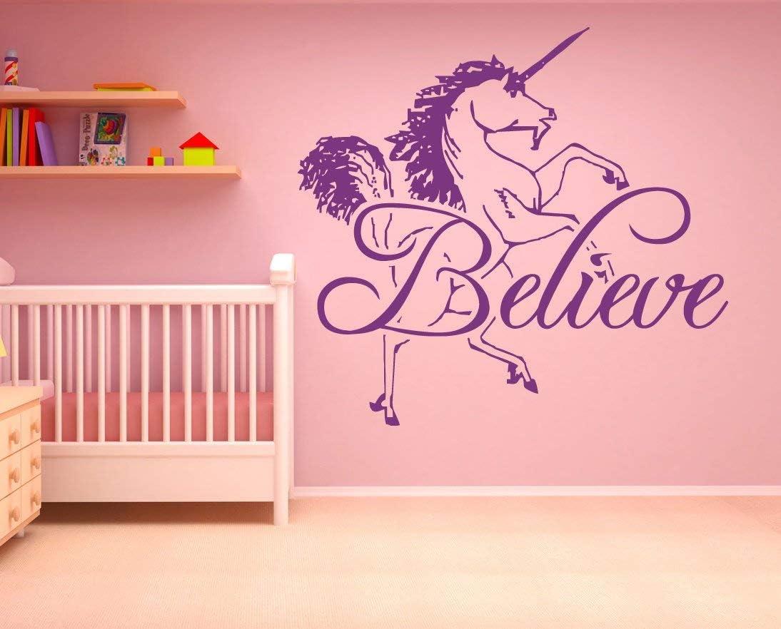 unicorn-inspired-wall-design-for-kids