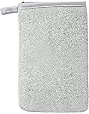 Simplehuman KT1008 Microfiber Cleaning Mitt for Stainless Steel Grey Small