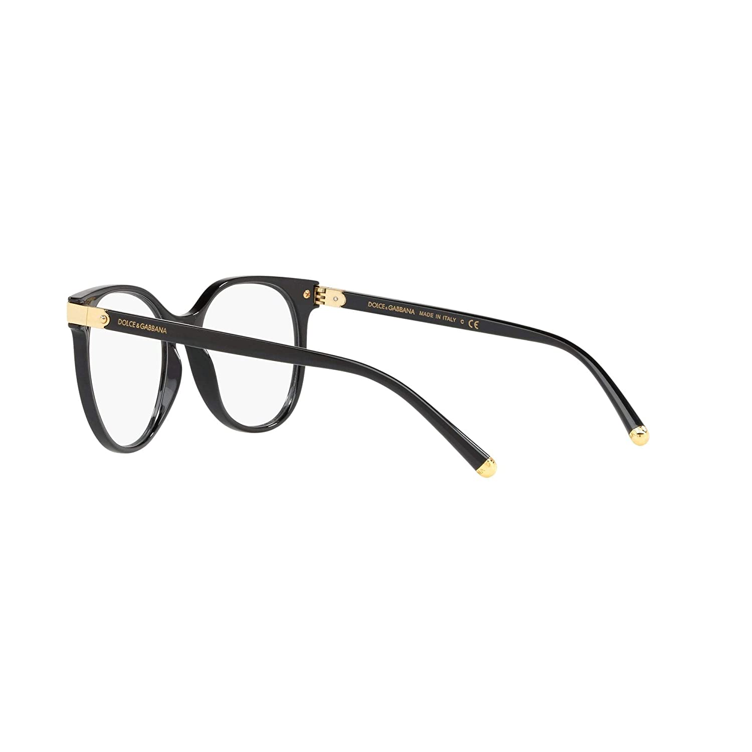 dc2dd3c42bc Dolce   Gabbana DG5032 Glasses in Black DG5032 501 53  Amazon.co.uk   Clothing