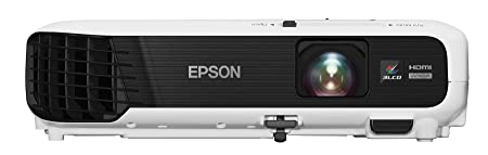 Epson VS345 WXGA 3LCD Projector 3000 Lumens Color Brightness