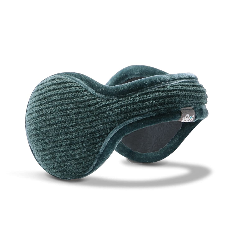 180s Women's Monarch Chenille Ear Warmer (One Size, Green)