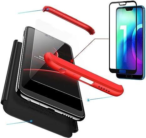 Funda Huawei Honor 10 Cubierta de 360°Caja AILZH Protección de ...