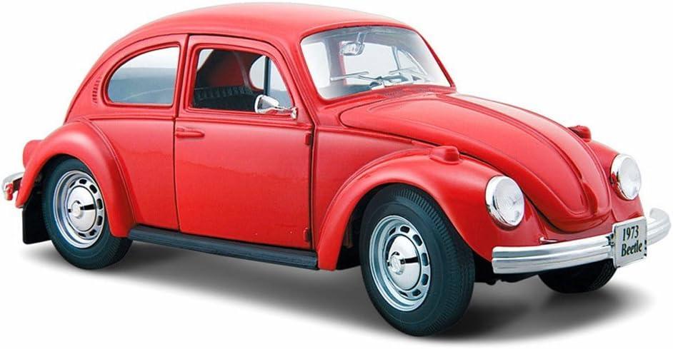 Maisto 1:24 VW Volkswagen Käfer Beetle red