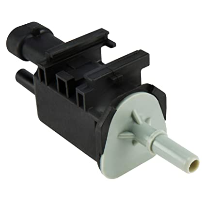 GM 12597567 Evaporative Emissions Vapor Canister Purge Valve Solenoid EVAP Vent Replace 911 032 214 1680 Fits GM Chevy GMC Cadillac Buick Hummer