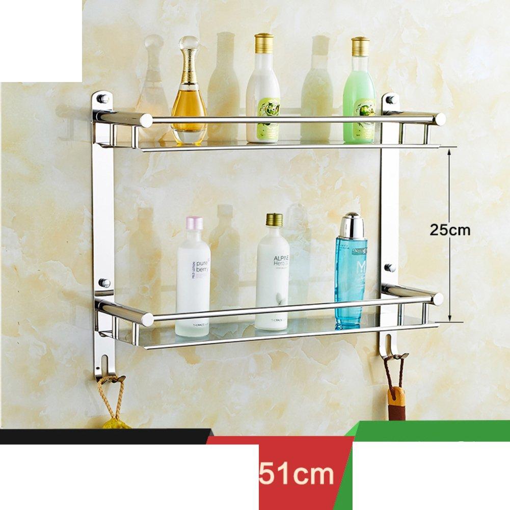 Bathroom racks/Stainless steel Towel rack/Bathroom accessories/the shelf in the bathroom/Folding towel rack Wall-K lovely