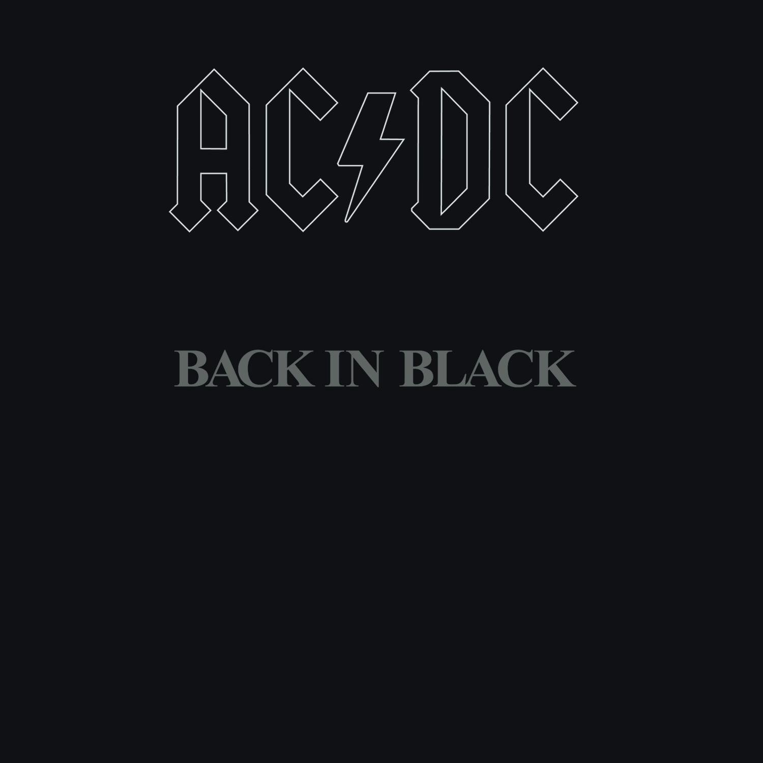 【全曲レビュー】AC/DC – Back in Black