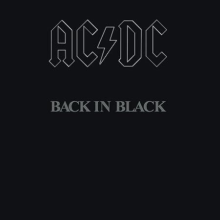 AC/DC - Back in Black - Amazon.com Music