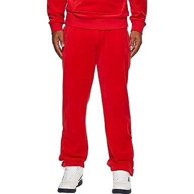 c2163399738 Fila Mens Yard Velour Pants at Amazon Men's Clothing store: