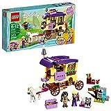 LEGO Caravana de Viaje de Rapunzel Juguete de Construccion para Niños