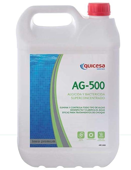 Quicesa Watercare AG-500 Algicida y bactericida Concentrado ...