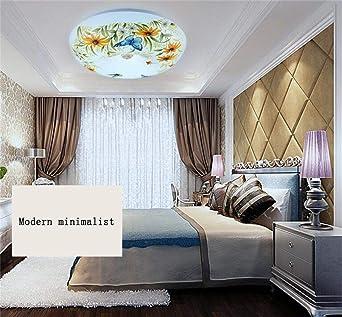 Modernes, minimalistisches Wohnzimmer Deckenlampe LED Tageslicht ...