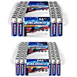 ACDelco Super Alkaline Battery, 100 AA Batteries and 100 AAA Batteries