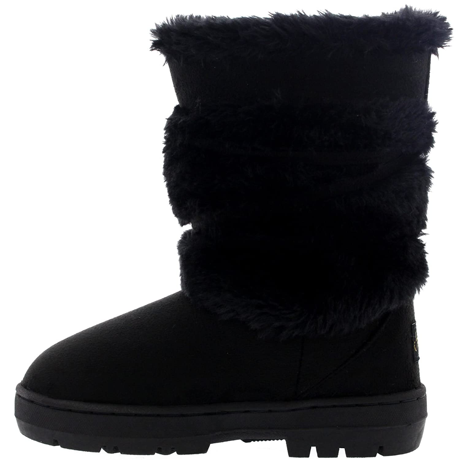 clearance cheapest price Glitter Low Heel Snow Boots - Black 36 discount genuine release dates authentic fast delivery cheap online cheap genuine uVvS4