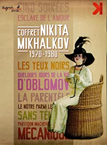 Nikita Mikhalkov - 1970-1980 Collection - 8-DVD Box Set ( Oblomov / At Home Among Strangers, a Stranger Among His Own / A Slave of Love / Unfinished Piec [ NON-USA FORMAT, PAL, Reg.2 Import - France ]