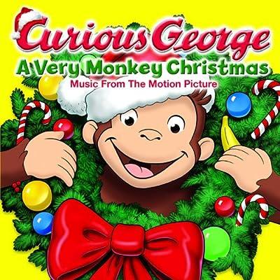 Curious George - A Very Monkey Christmas