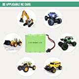 DOUBLE E 4.8V 800mAh RC Car Rechargeable Battery High Capacity Battery Pack for Remote Control Car