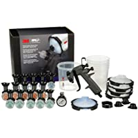$316 » 3M Performance Spray Gun Starter Kit, 26778, Includes PPS 2.0 Paint Spray Cup System, 15…