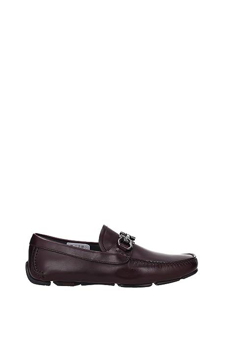 Salvatore Ferragamo Mocasines Hombre - (PARIGI80650284) EU: Amazon.es: Zapatos y complementos