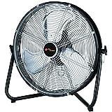 Utilitech Pro 20-Inch 3-Speed High Velocity Indoor Portable Fan