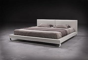 chelsea cal king bed wind chime grey - Modloft