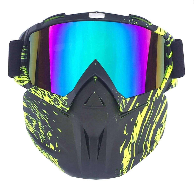 Beydodo Gafas de Esqui y Motocross Gafas de Moto Polarizadas Gafas de Hombre de Seguridad Gafas Seguridad HMJBEYDODO874