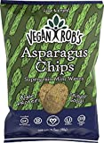 VEGANROBS CHIPS RICE ASPARAGUS 3.5OZ