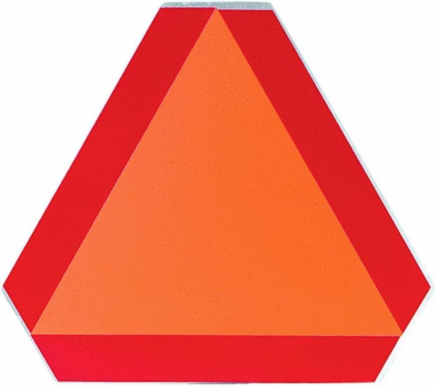 Safety Vehicle Emblem Spade Mount Assembly
