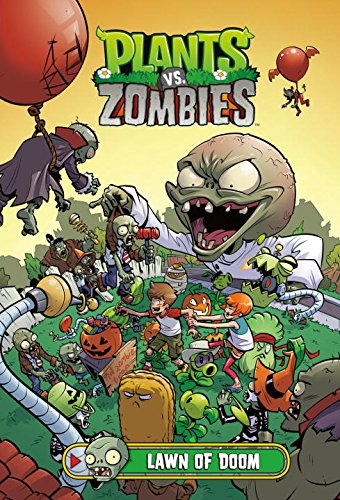 Plants vs. Zombies Volume 8: Lawn of - The Lawn Book