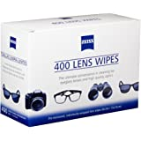 Zeiss Pre-Moistened Lens Cleaning Wipes 400 Count