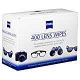 Amazon Price History for:Zeiss Pre-Moistened Lens Cleaning Wipes 400 Count