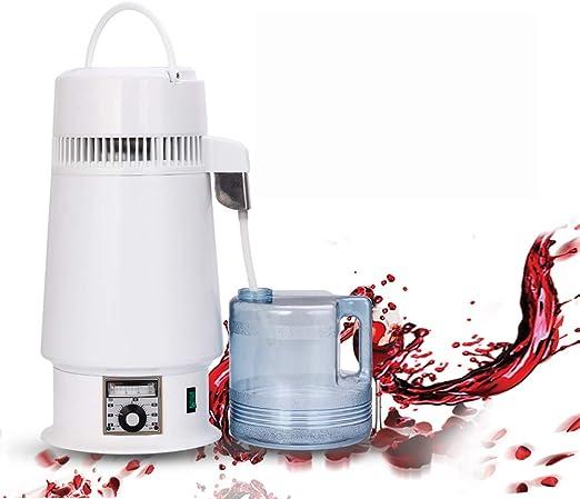 4L Hogar Moonshine Agua Alcohol Destilador Máquina de Filtro de ...