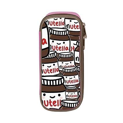 Estuche para lápices de tumblr Nutella para niños, bolígrafo ...
