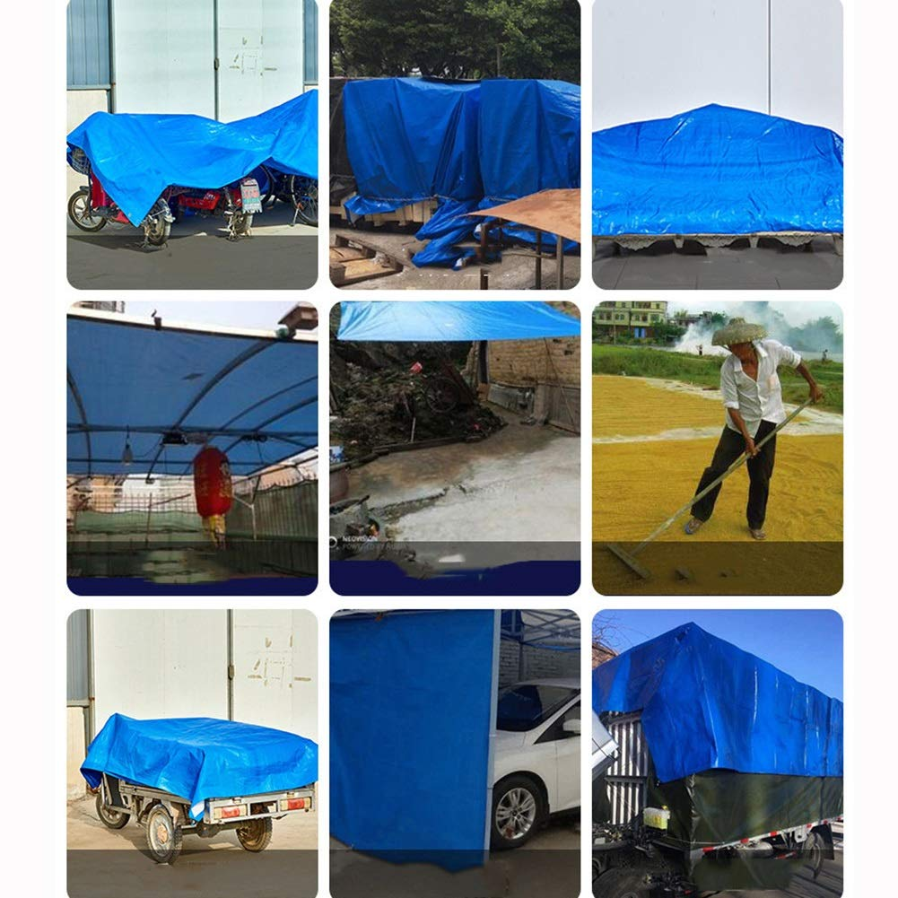 CAOYU Regenplanenzelt-nähender Markisenmarkisenstoff der Wasserdichten Plane Schwerer Schwerer Schwerer B07JFV82ZL Abspannseile Einfach 6f860c