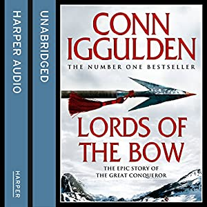 Lords of the Bow Hörbuch