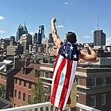 FreedomCapes American Flag Cape Costume