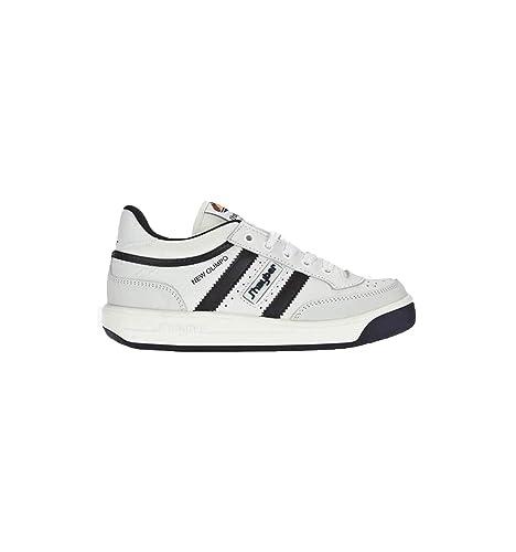 Zapatillas deportivas JŽhayber hombre color azul marino y blanco modelo new olimpo Talla 42: Amazon.es: Zapatos y complementos