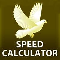 PIGEON RACING SPEED CALCULATOR