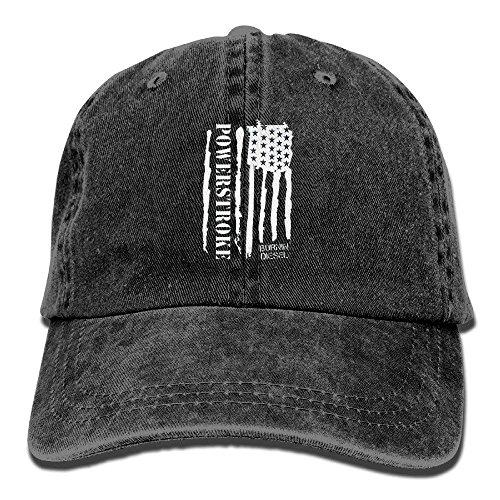 Caps Adjustable Baseball USA Flag Diesel Denim Powerstroke Hats xFw8Y