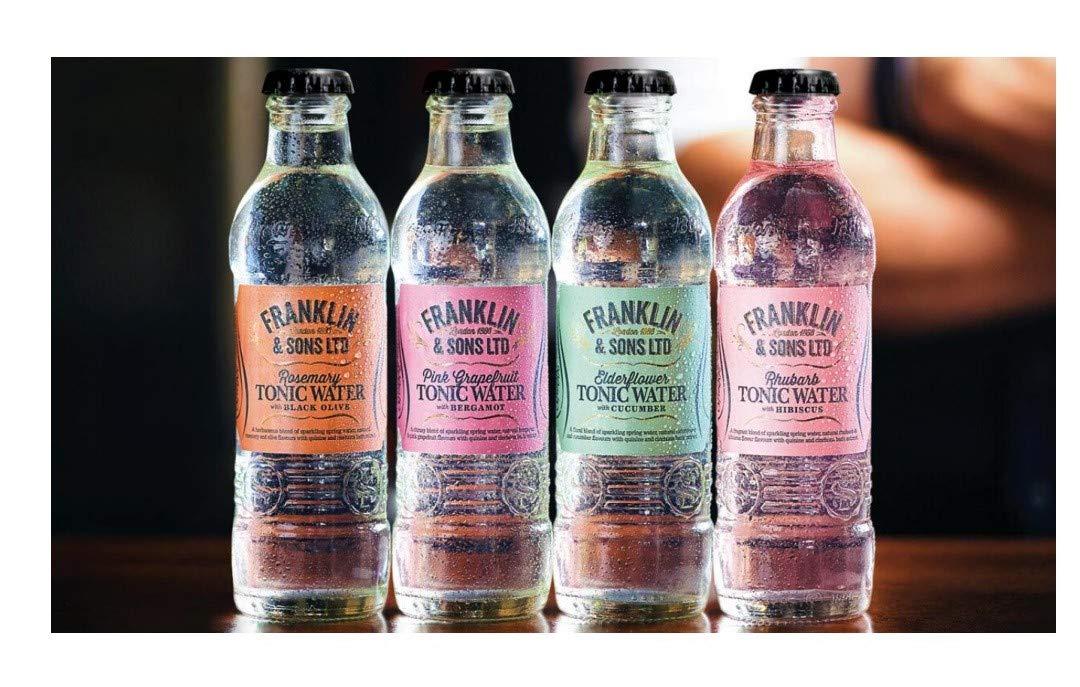 Franklin & Sons Dual Flavoured Tonics (Tasting Box) 200 ML x
