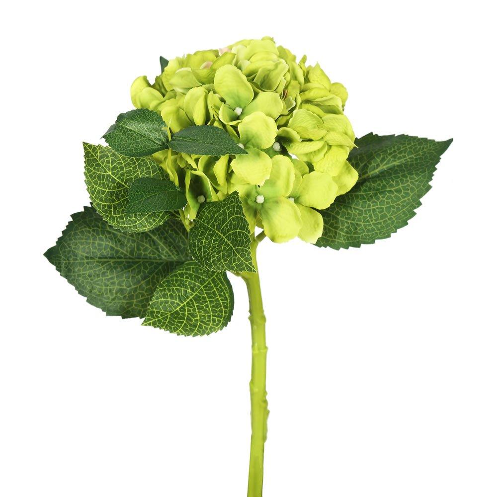 Vickerman FA173702 Green Everyday Hydrangea Stem