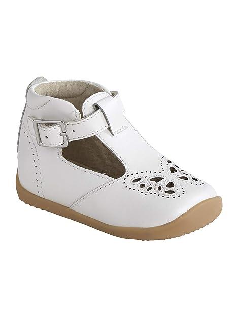 4b693bcc3 VERTBAUDET Sandalias Piel bebé niña Primeros Pasos  Amazon.es  Zapatos y  complementos