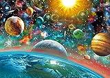 SCHMIDT Outer Space Puzzle (1000-Piece)