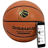 DribbleUp Smart Training Basketball (with iPhone App)