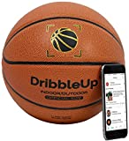 DribbleUp Smart Basketball With Included Virtual Trainer App - Official Size 29.5'