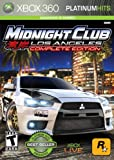 Midnight Club: Los Angeles Complete Edition - Xbox 360